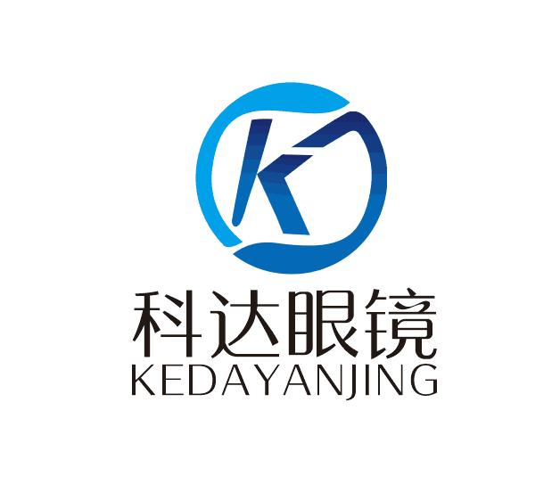 隆回县科达眼镜店的企业标志